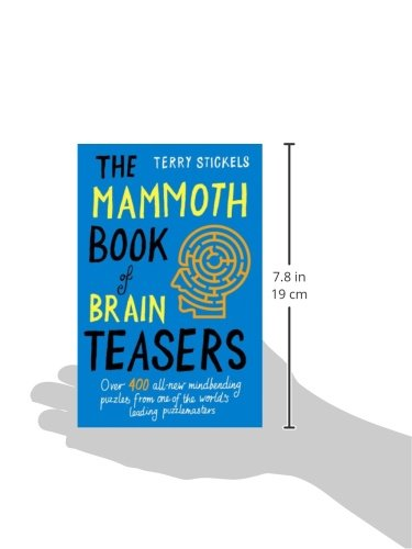 The Mammoth Book of Brain Teasers