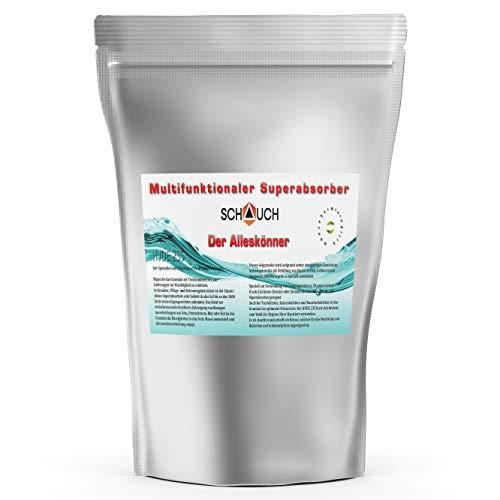 Schauch Mehrzweck Superabsorber Absorbiert nahezu alle Flüssigkeiten/Gerüche (250)