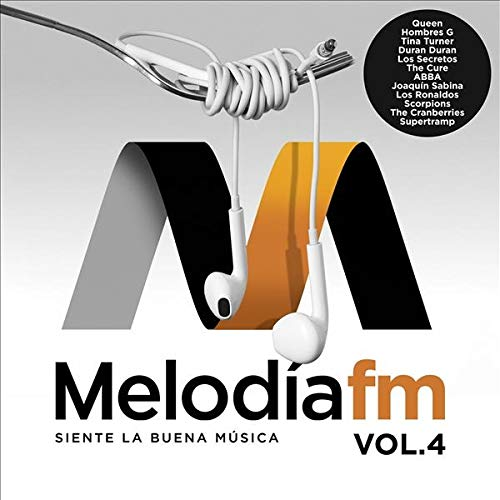 Melodía FM Vol. 4