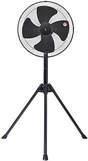 山善 45cm工業扇風機 立体首振り (スタンド式)(ロータリースイッチ)(風量3段階) YKSX-G451