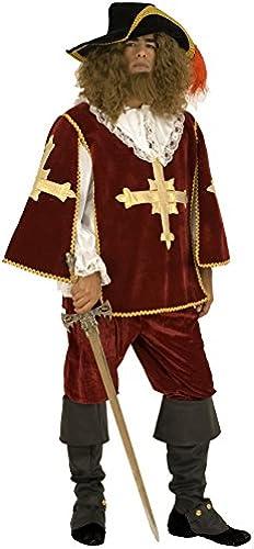 Kostüm Musketier Herren Erwachsene