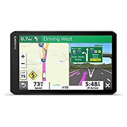 professional Garmin dezl OTR700, 7-inch truck GPS navigator, easy-to-read touch screen display, customer-specific trucks …