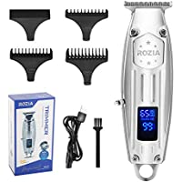 Roziahome Cordless Professional Haircut Grooming Kit