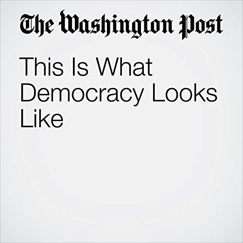 This Is What Democracy Looks Like audiobook cover art
