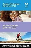 Adobe Photoshop Elements 2022 & Premiere Elements 2022 1 Dispositivo 1 Utente Codice d'attivazione per PC via email