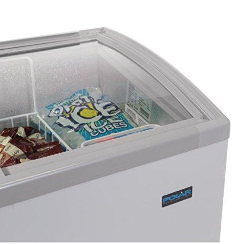 Arcón congelador Polar 236 litros: Amazon.es: Hogar