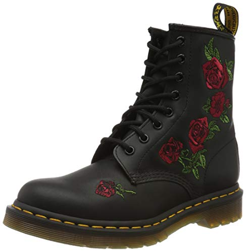Product Image of the Dr. Martens Women's 1460 Vonda Softy T Fashion Boot, Black, 8