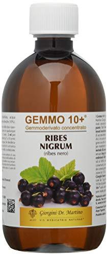 Dr. Giorgini Integratore Alimentare, Ribes Nero Gemmoderivato Concentrato Liquido Analcoolico - 500 ml