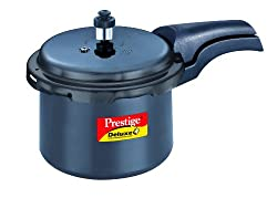 Prestige Deluxe Plus Pressure Cooker - Best Pressure Cooker in India