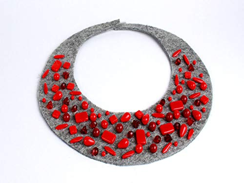 Do It Yourself Bib Necklace