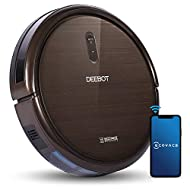 Smart App & Voice controls: use Alexa or Google Home Voice commands to direct cleaning. Use the ECOVACS app to customize, schedule & monitor cleaning sessions, accessory status, & Receive error alerts. It only supports 2. 4GHz Wi-Fi. Auto-clean + 4 s...