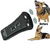 Best GENERIC Dog Barking Deterrents - Petgentle Ultrasonic Anti Dog Barking Pet Trainer LED Review