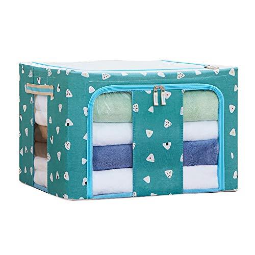 YULAN Katoen en linnen kleding opbergdoos stof grote kleding slaapzaal studentenkast finishing Box Artefact speelgoed opbergdoos