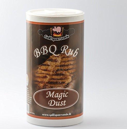 BBQ Rub Magic Dust, Gewürzzubereitung