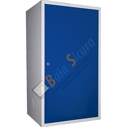 Baia Sicura Copricaldaia Euro cm 120 x 70 x 53 Porta Blu