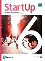 StartUp Level 6 Student Book with Digital Resources & Mobile App