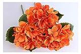 MSSZH Fleur Artificielle Simulation Jinsha Hortensia Simple Branche Hortensia Fleur Artificielle Fleur Artificielle Cuisine Décoration De La Chambre À Coucher