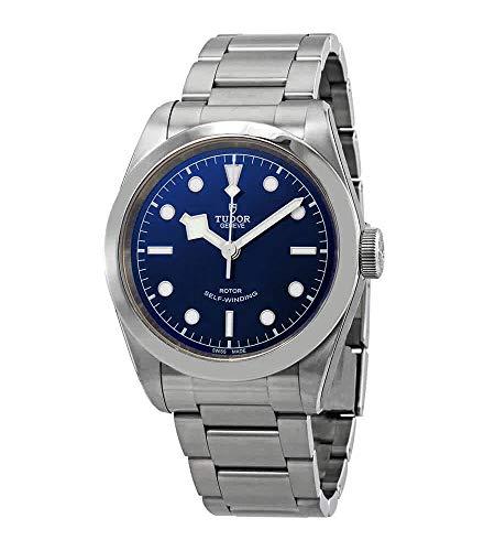 Tudor M79540-0004 - Reloj automático para hombre con esfera azul