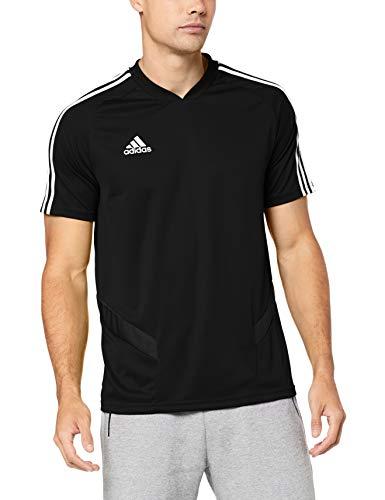 adidas Herren TIRO19 TR JSY T-Shirt, Black/White, 2XL