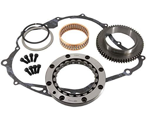 IDEAL Big Roller Reinforced Type One Way Starter Clutch Kit for YAMAHA VSTAR V-STAR1100 VSTAR1100 XVS 1100 XVS1100 1999 2000 2001 2002 2003 2004 2005 2006 2007 2008 2009