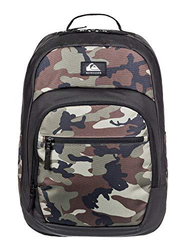 Quiksilver Herren SCHOOLIE Cooler II Backpack Rucksack, Crucial Camo, 1 Größe