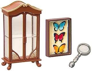Re-Ment Miniature Black Cat Antique Shop Set # 6 Butterfly ( 1 Pack )