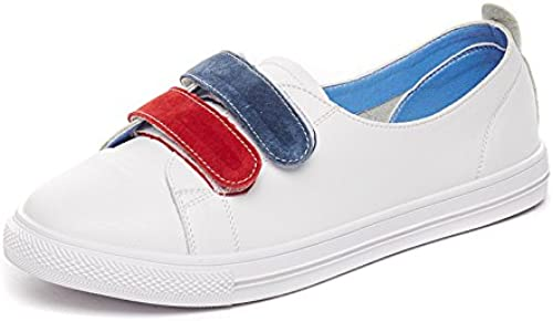 NGRDX&G Chaussures Blanches Chaussures paniers Femme Femme Femme Chaussures De Sport d0e