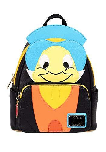 Loungefly x Disney Pinocchio Jiminy Cricket Cosplay Mini Backpack