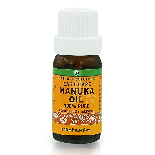 Extra Potent Pure Manuka Oil East Cape Te Araroa