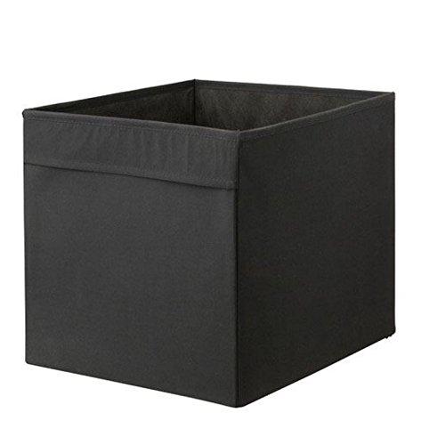 IKEA Drona Caja, negro, 10 unidades: Amazon.es: Hogar