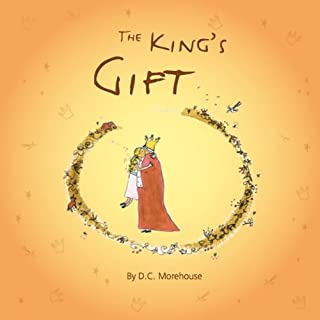 The King's Gift audiobook cover art