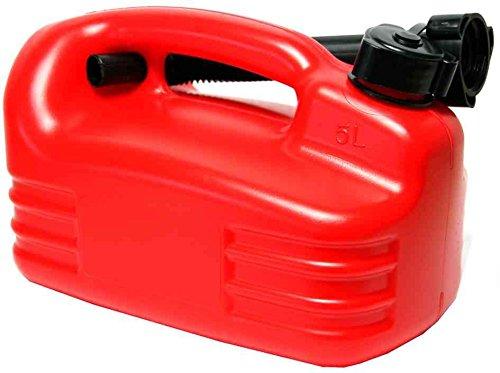 HP Autozubehör 6918 Kraftstoff-Kanister Premium 5 Liter