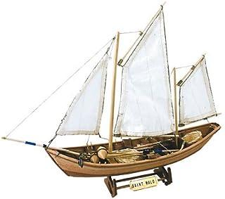 Artesanía Latina 19010 - Maqueta de barco en madera: Saint Malo 1/20
