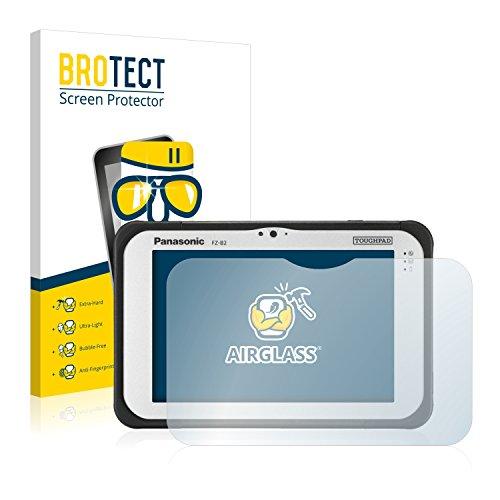 BROTECT Panzerglas Schutzfolie kompatibel mit Panasonic Toughpad FZ-B2-9H Extrem Kratzfest, Anti-Fingerprint, Ultra-Transparent