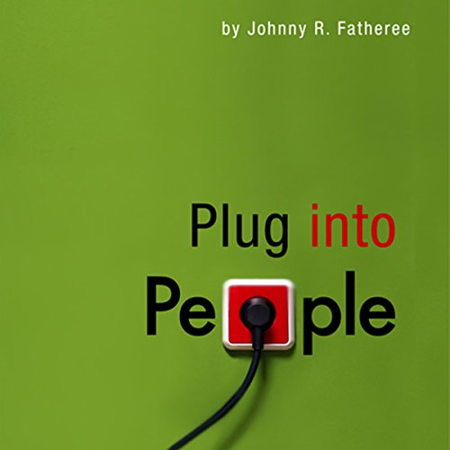 Plug into People audiobook cover art