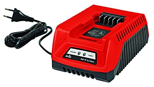 Grizzly Schnellladegerät 40V,1,25h, passend für das 40 Volt System