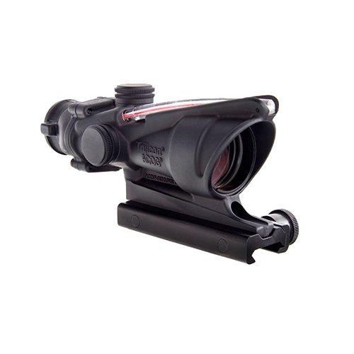 Trijicon TA31-D-100288 ACOG 4x32mm Dual Illuminatedx 40mm, Red Chevron...