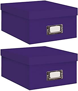 Pioneer B-1 Photo / Video Storage Box - Holds over 1,100 Photos up to 4x6