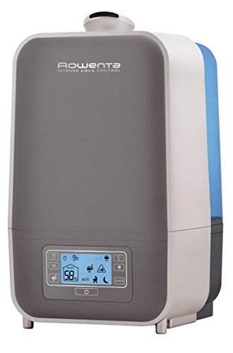 Product Image of the Rowenta HU5120 Intense Aqua Control Whole Room Mist Humidifier Ultrasonic Technology with Unique Baby Mode, 1.5-Gal, Bronze