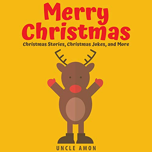 Merry Christmas: Christmas Stories, Christmas Jokes, and More! Titelbild