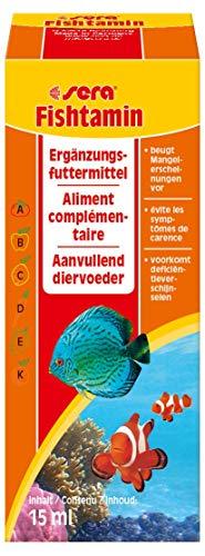 Sera Fishtamine 15 ML