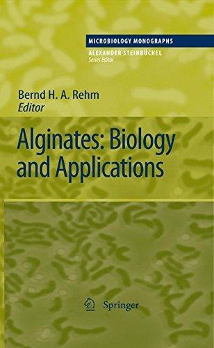 Alginates: Biology and Applications (Microbiology Monographs) (2009-06-17)