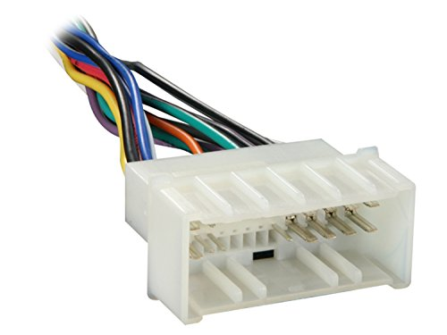 Metra 70-1004 Radio Wiring Harness for 04-Up Kia/06-Up Hyndai, multi colored, Standard Packaging