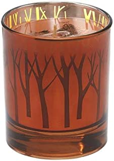Home Locomotion 12010753 Woodland Pumpkin Souffle Scented Candle, Multicolor