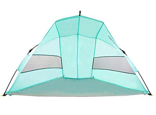 Saratoga Outdoor Instant Automatic Pop Up Beach Tent (Saratoga Blue Large)