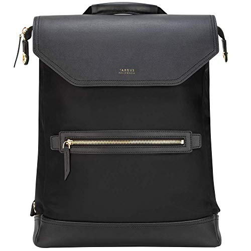 Targus Newport Convertible 2-in-1 for 15-Inch Laptop and Tablet Business Messenger Backpack, Black (TSB965GL)