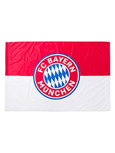 FC Bayern München -   Fahne Logo 150x100