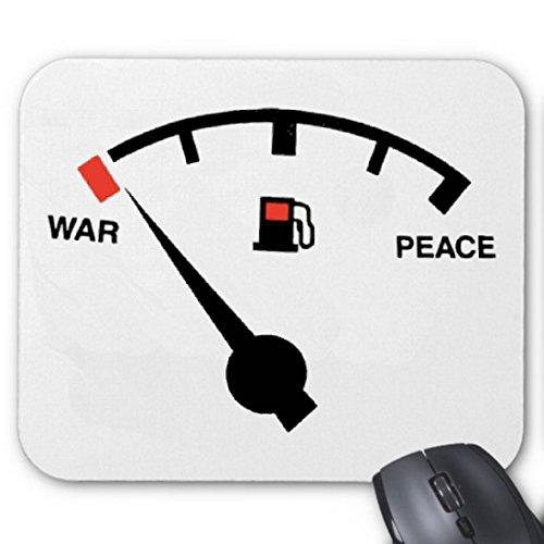 Reifen-Markt Mousepad (Mauspad) Tankanzeige Benzin Diesel Treibstoff EIN muss auf jeder Party für ihren Laptop, Notebook oder Internet PC (mit Windows Linux usw.)