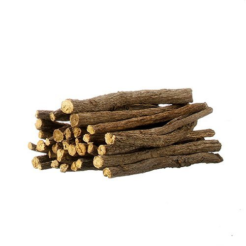 African Licorice Sticks - 1 Lb - 100% Pure Licorice Sticks by HalalEveryDay