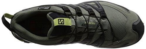 Salomon Men's XA Pro 3D CS WP Trail-Runners, Castor Gray, 10 M US